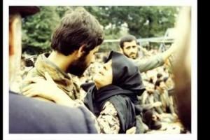 تصویری از جنگ ایران و عراق