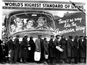 نقد رویای آمریکایی