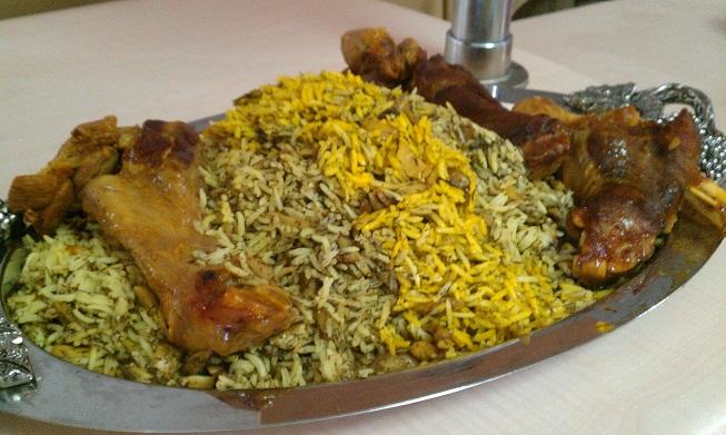عکس غذای اصیل ایرانی