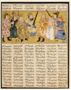 شاهنامه روزگار ما: کابوس افراسیاب و سرنوشت سیاوش